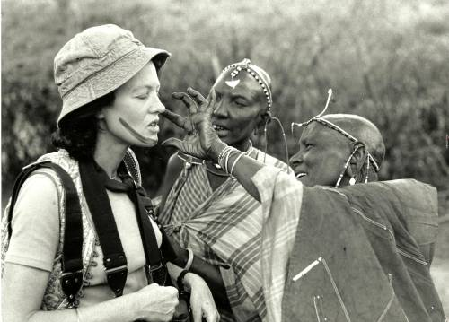 COsborne and Masai Kenya 1976 001